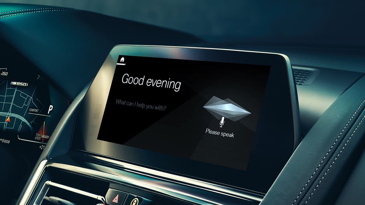 New BMW Tech Let's You Converse with Your Car