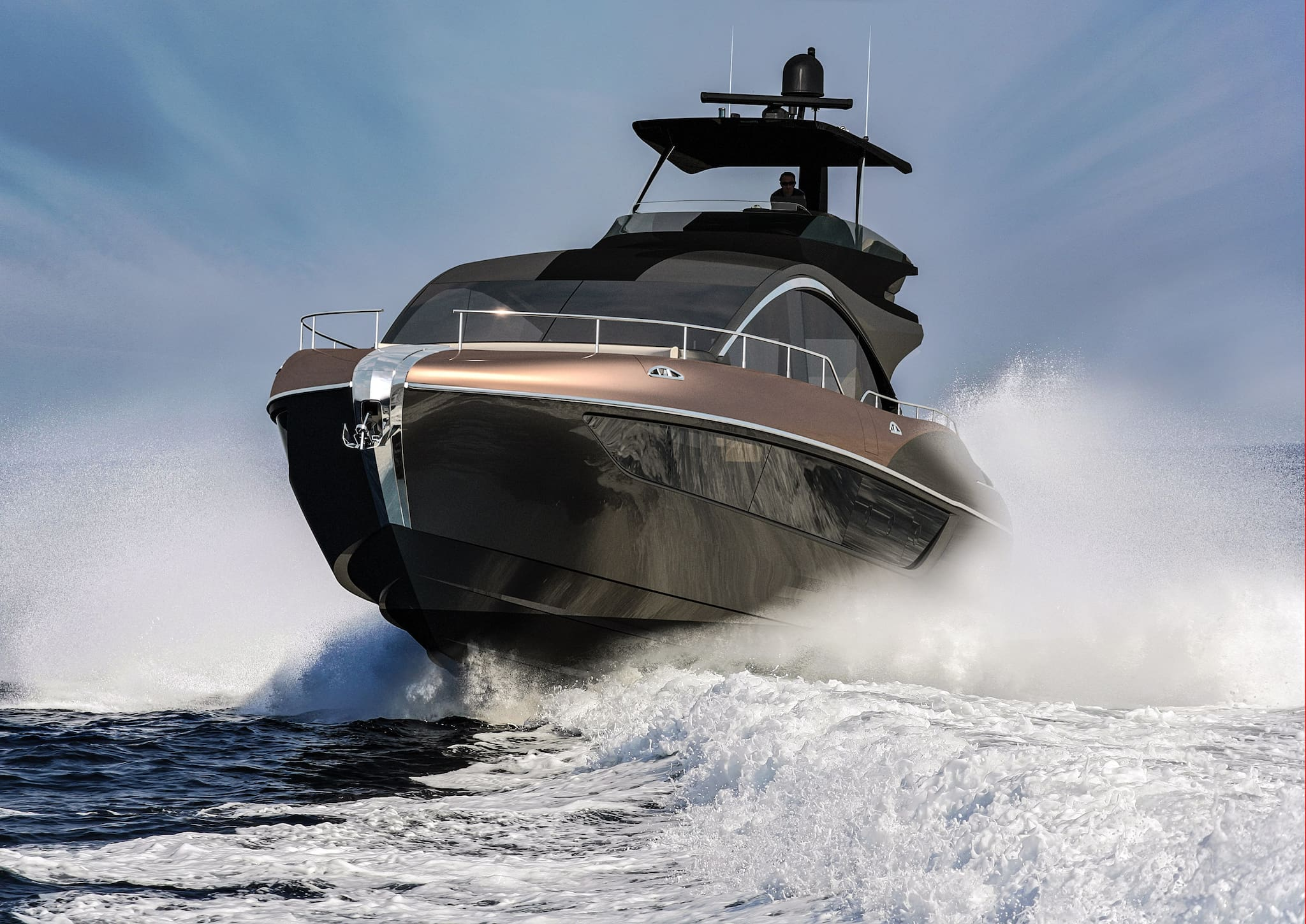 Lexus Unveils New LY 650, and it's a Yacht