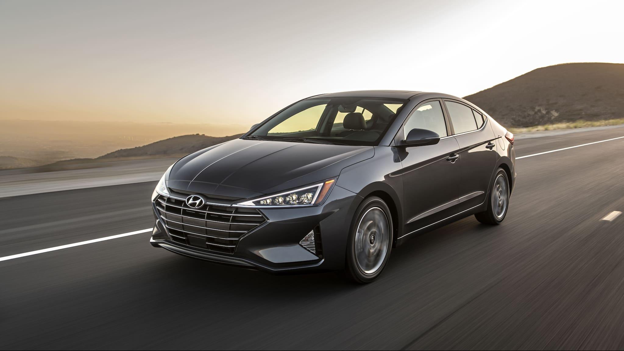 """Say """"Hello!"""" to the 2019 Hyundai Elantra"""
