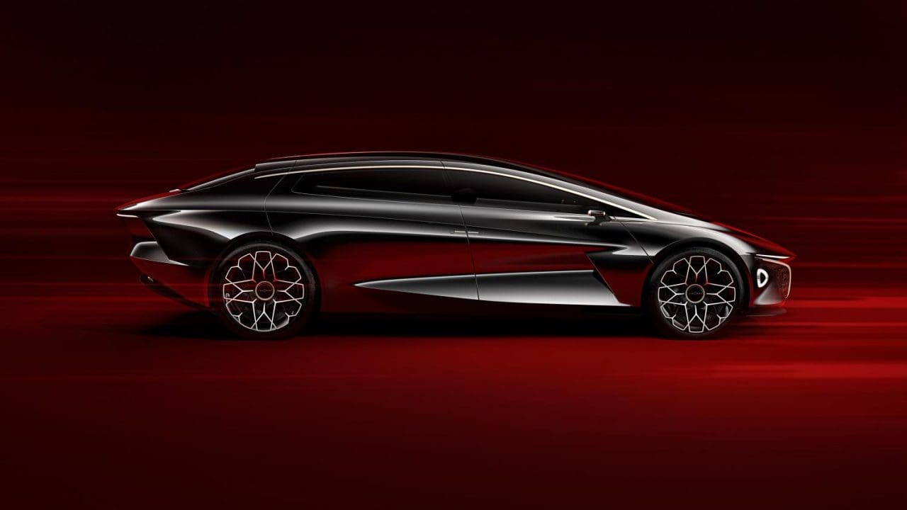 Aston Martin's New Plant to Focus on Electric Vehicle
