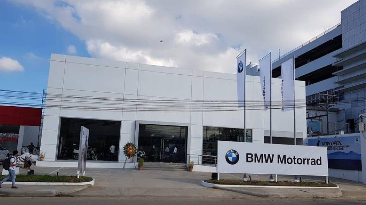 First Stand-Alone BMW Motorrad Showroom Opens in Cebu