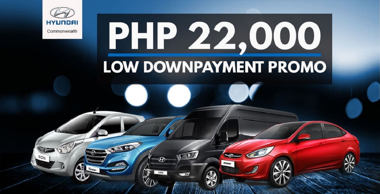 Super Promo from Hyundai! Pay as Low as PhP22,000 For a New Accent!