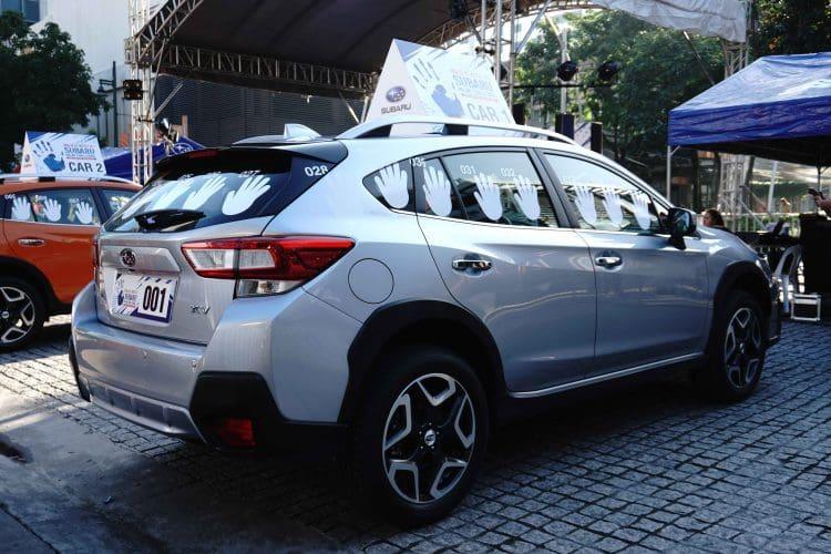 2018 Subaru Palm Challenge: Philippine Face Off