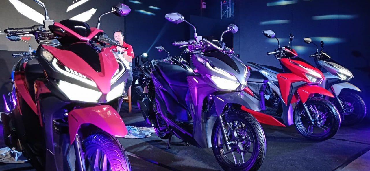 Honda PH Launches All-New Click 125i, Click 150i Bikes