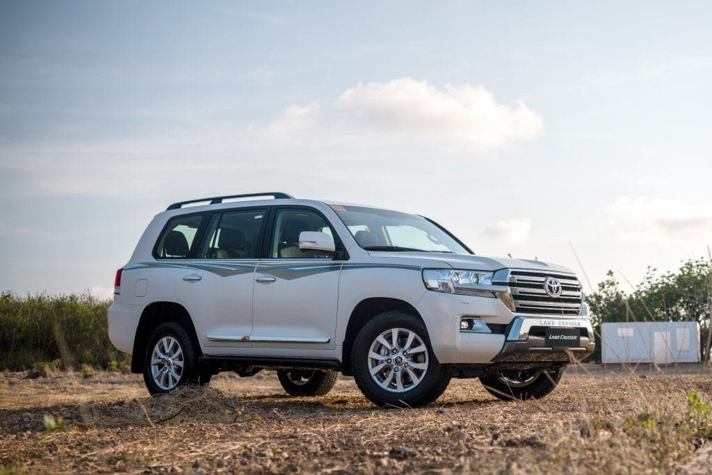 BUYER'S GUIDE: Toyota Land Cruiser 200