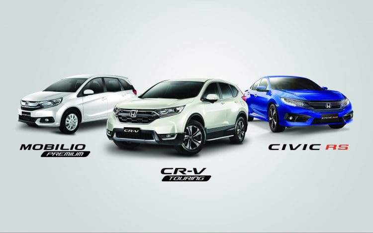 Honda Limited Edition