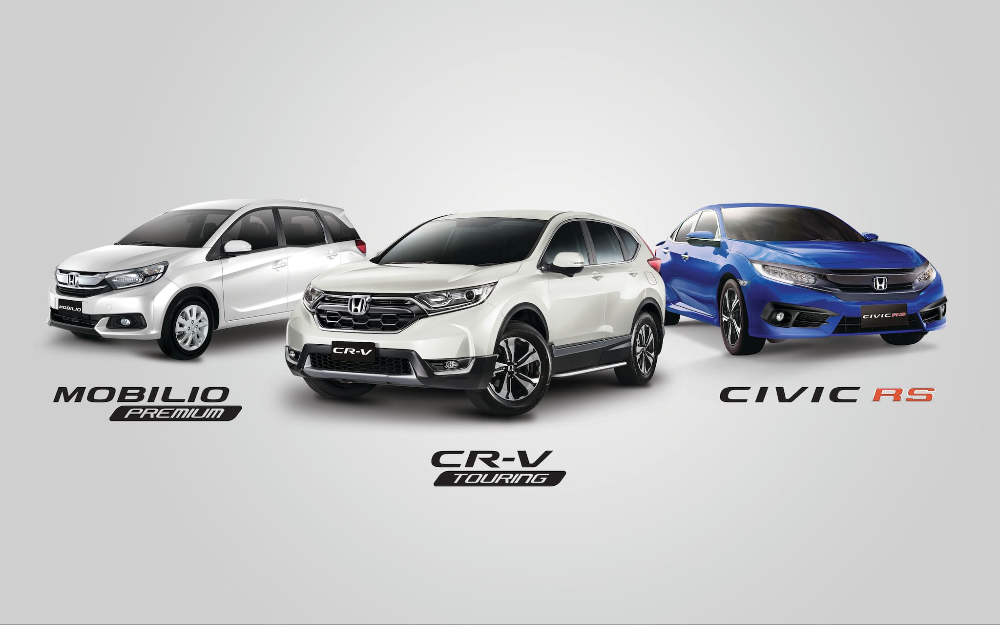 Limited Edition Variants of Honda CR-V, Mobilio, Civic Ready to Hit the Road