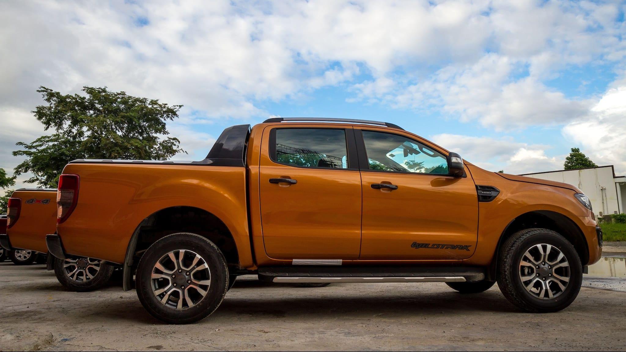 Ford Ranger Leads Ford PH's Sales in September