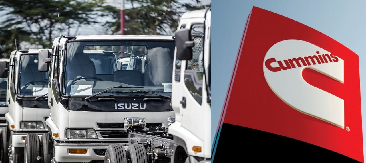 Isuzu, Cummins Draft Powertrain Collaboration Deal
