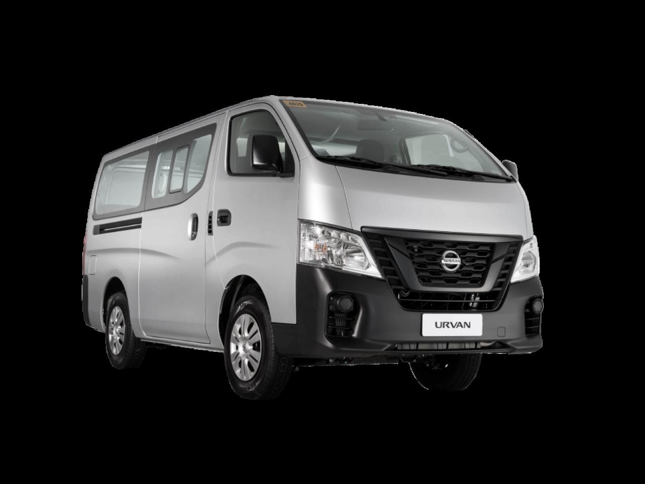 BUYER\'S GUIDE: 2018 Nissan Urvan