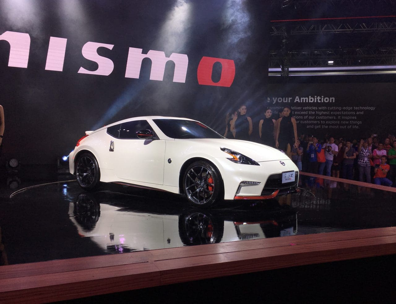 PIMS 2018: Nissan Pulls Show-Stopper with 370Z Nismo