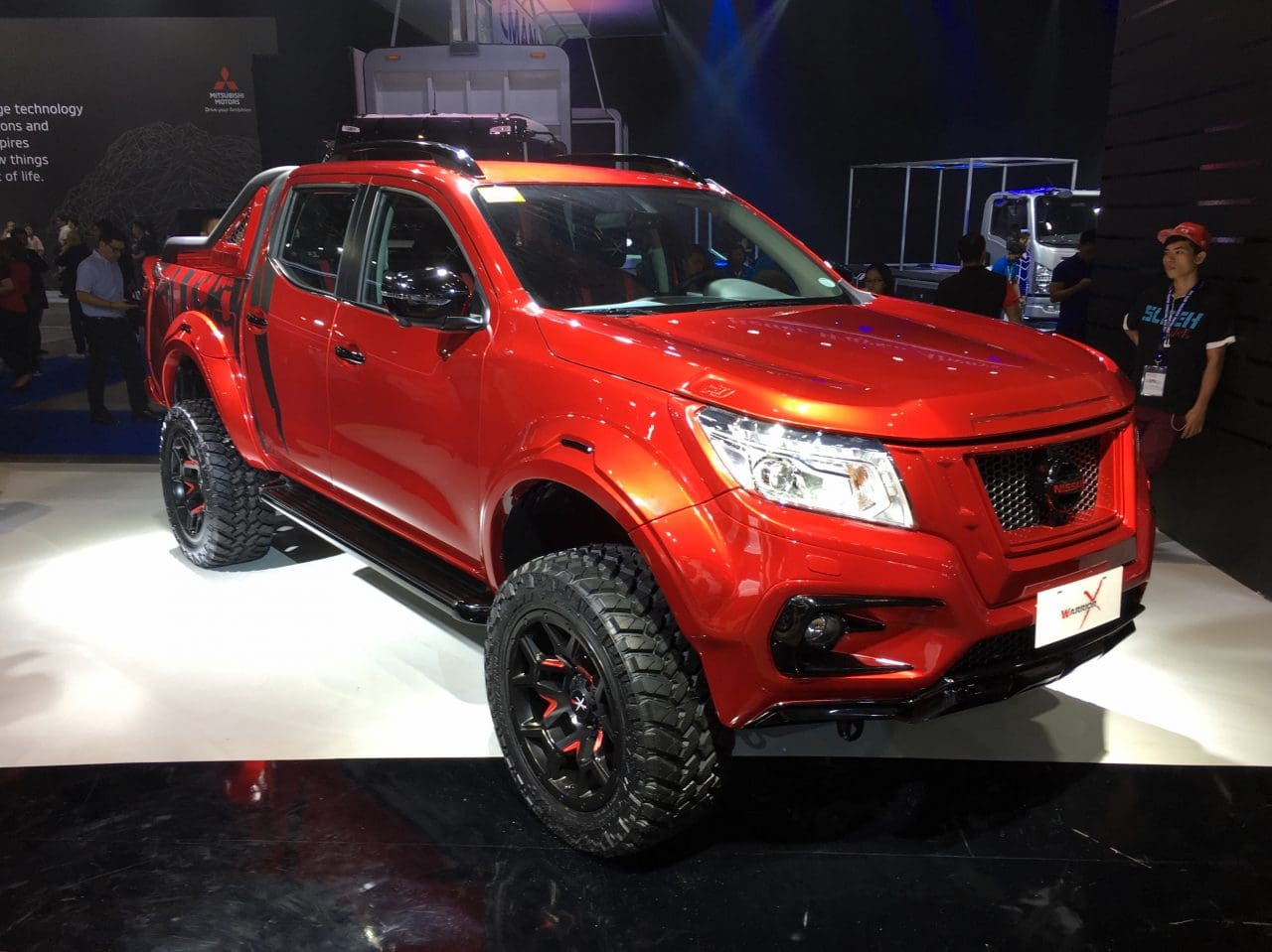 PIMS 2018: Nissan Navara Warrior X is Ready for a Pickup Slugfest