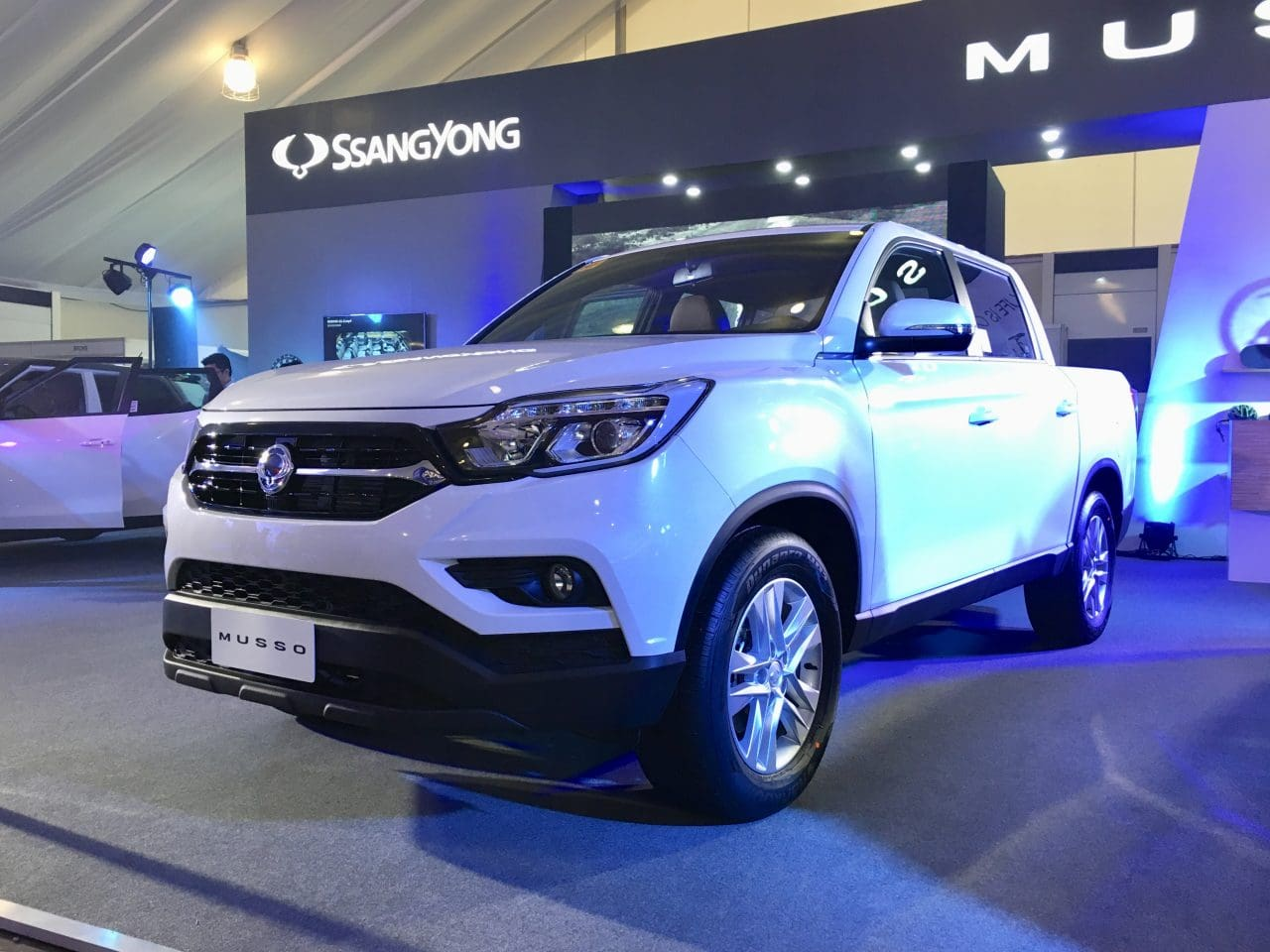 PIMS 2018: SsangYong Musso Enters Pickup Segment