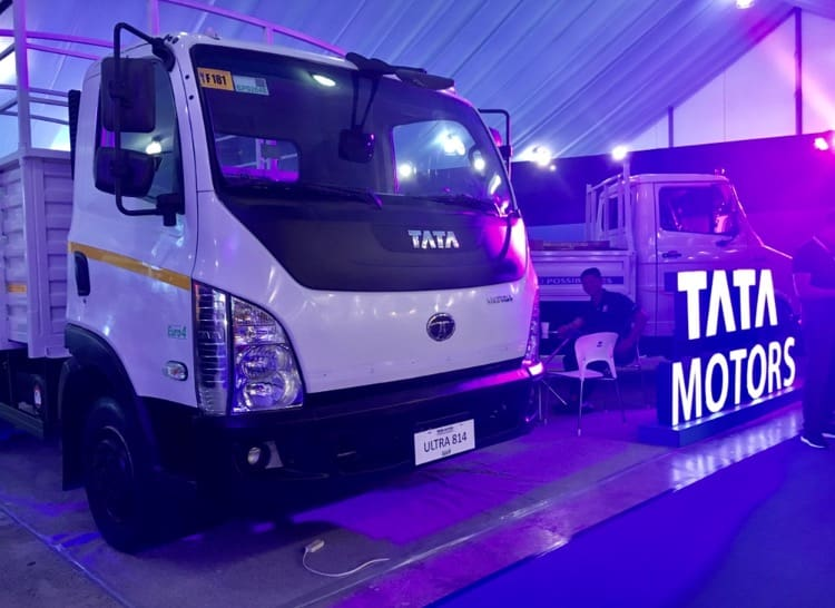 PIMS 2018: Tata Motors PH Stages Euro 4 Lineup