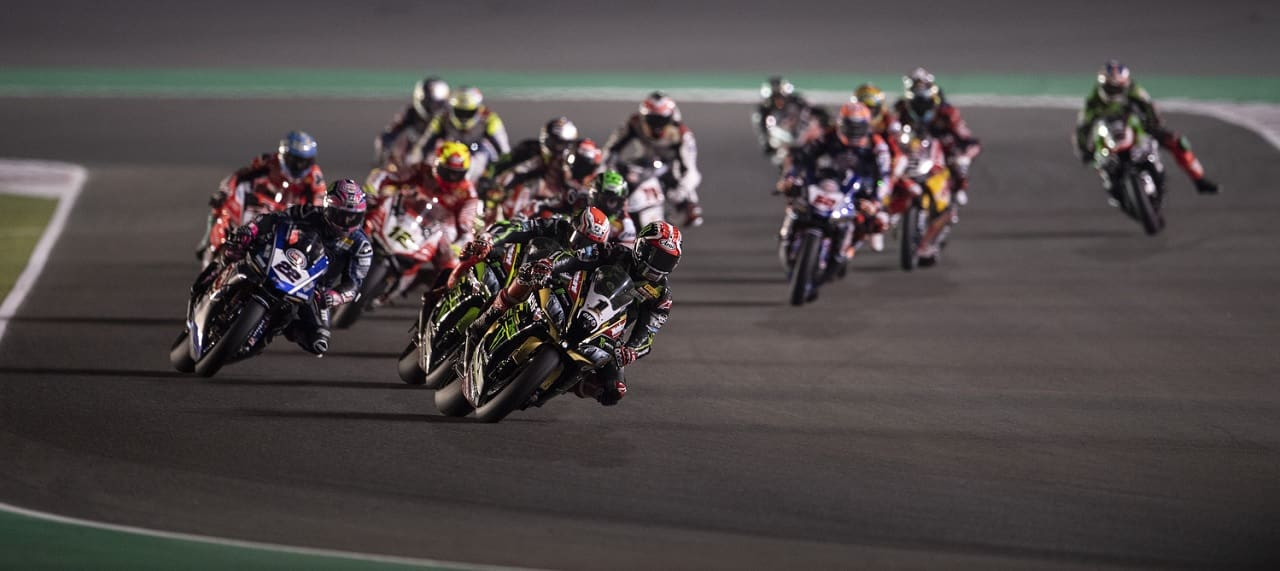 World Superbike Final Race Called Off Due to Thunderstorms