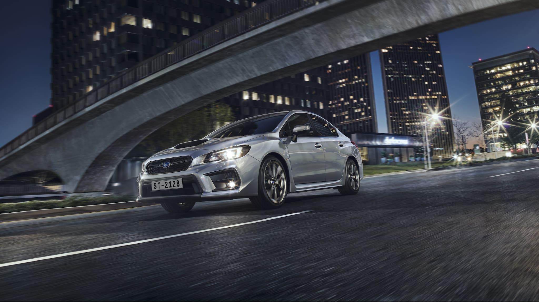 Subaru PH Brings Safety, Comfort Upgrades for WRX, WRX STI