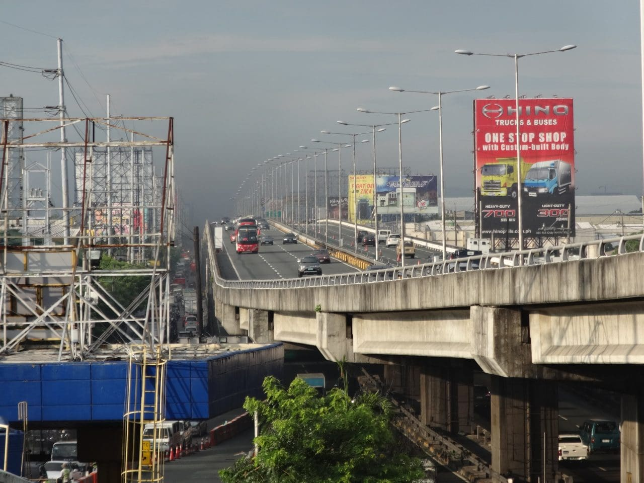 Toll Regulatory Board Seeks to Ban Buses from Skyway