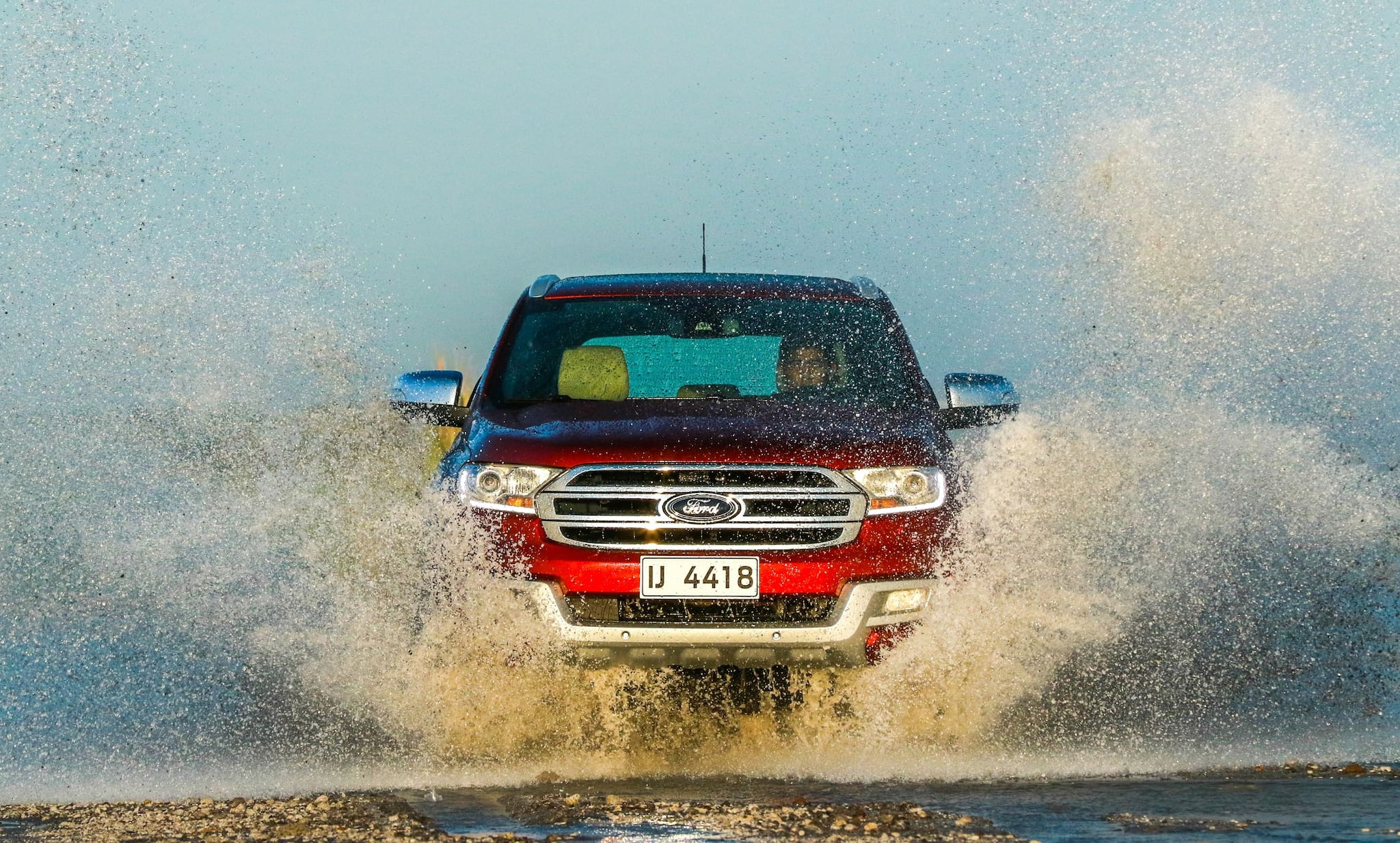 Ford Ranger, Ford Everest Lead Ford PH's October Sales