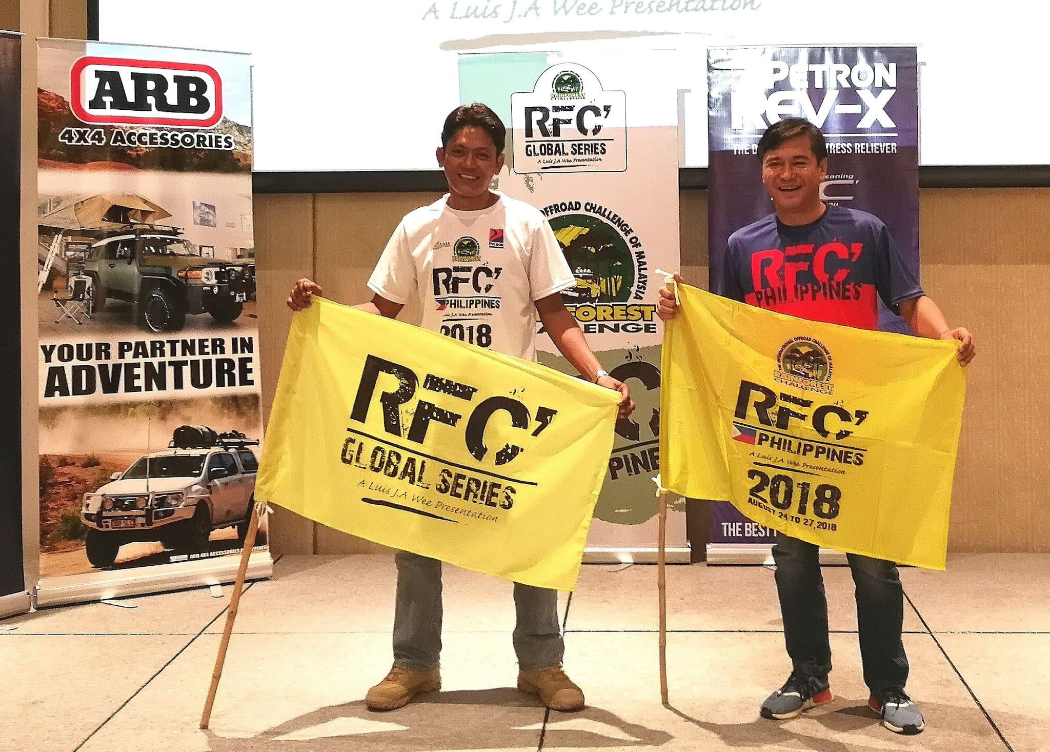 PH Team Eyes Podium Finish in Rainforest Challenge Grand Finals in Malaysia