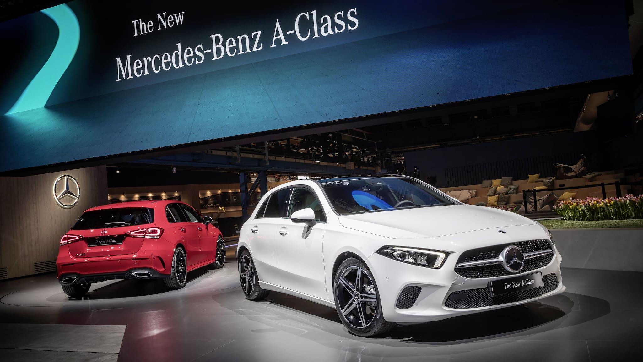 Mercedes-Benz PH to Launch All-New Mercedes-Benz A-Class This Week