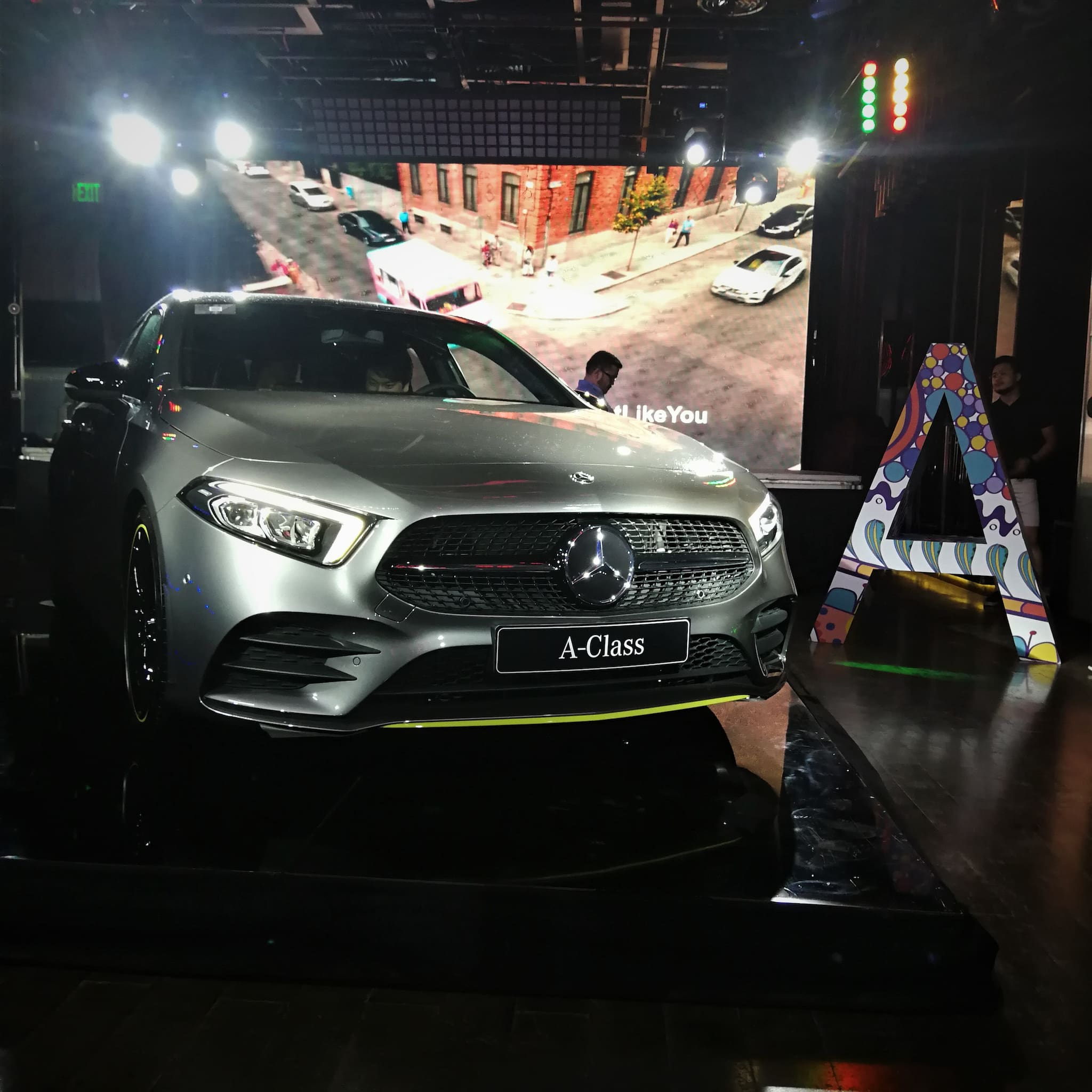 All-New Mercedes-Benz A-Class Designed to Heighten Car-Occupant Connection