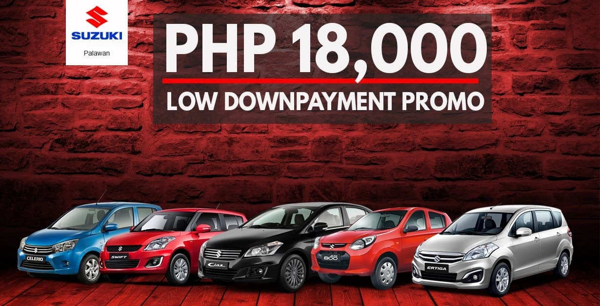 Hot Christmas Deal from Suzuki! Low Down Payment on Alto 800!