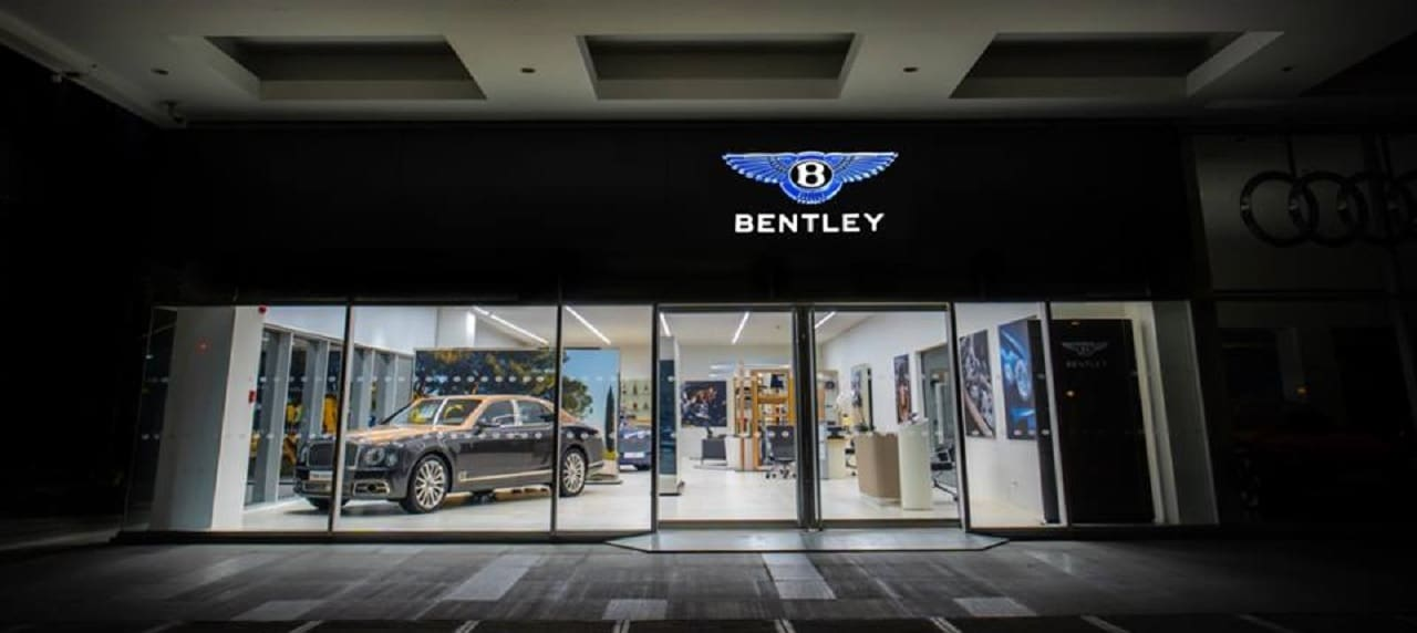 Bentley Manila Opens World-Class Showroom in BGC