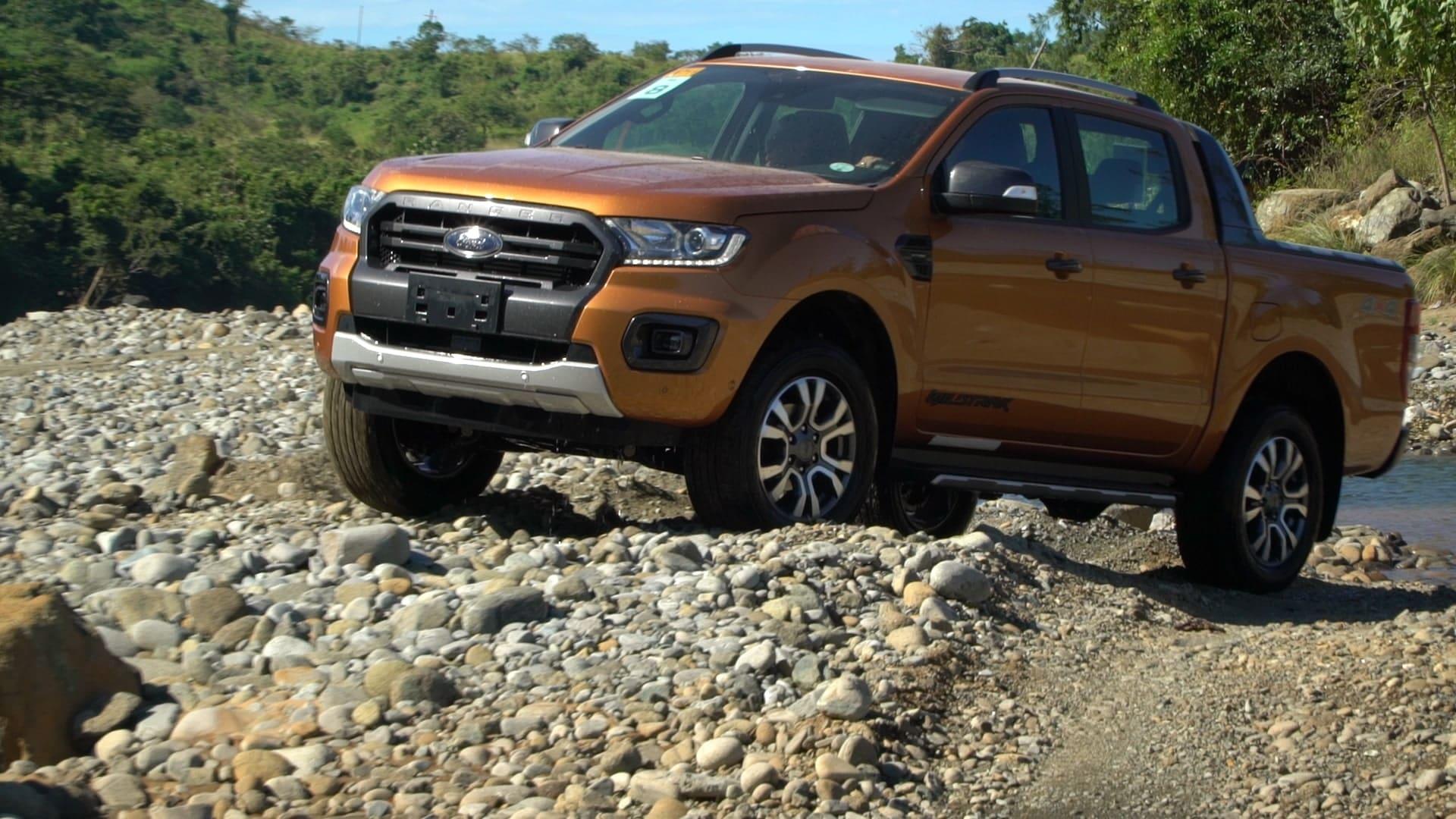 Ford Ranger Drives Ford PH's November Sales