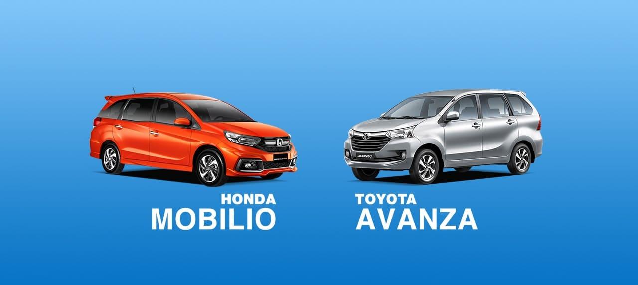 CAR COMPARISON: Honda Mobilio 1.5 V CVT vs. Toyota Avanza 1.5 G A/T