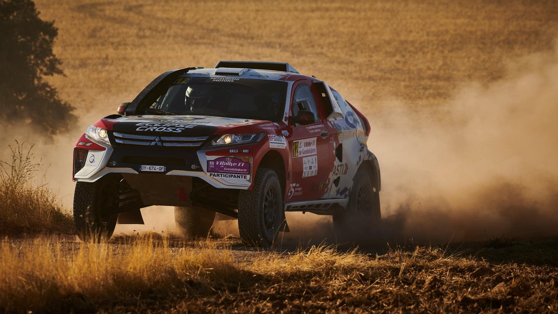 Mitsubishi to Compete in 2019 Dakar Rally with Mitsubishi Eclipse Cross