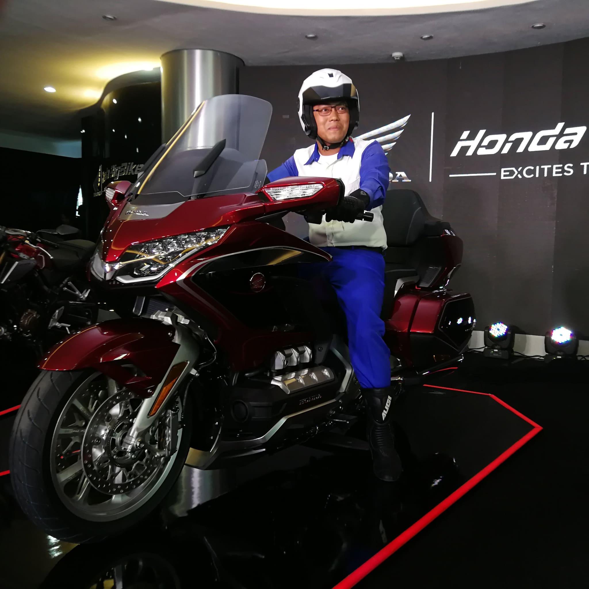 Specs 2021 Honda Goldwing Trike