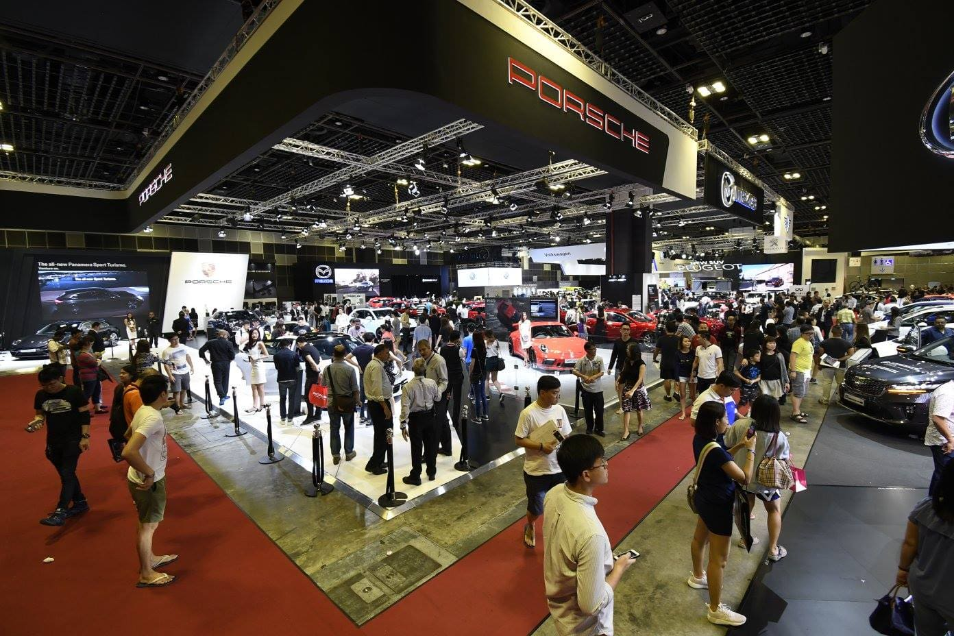 2019 Singapore Motorshow Promises 'An Automotive Extravaganza'