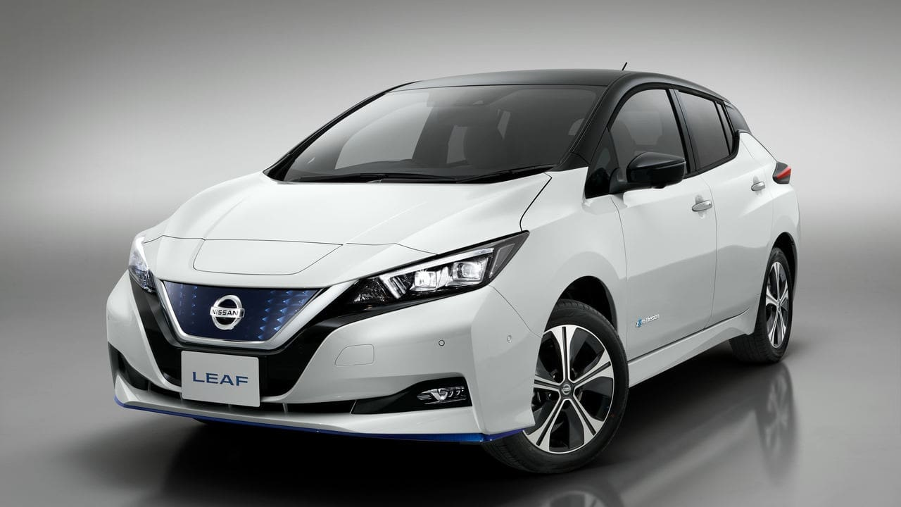 New Nissan Leaf e+ Can Travel Over 400 Kms on a Single Charge