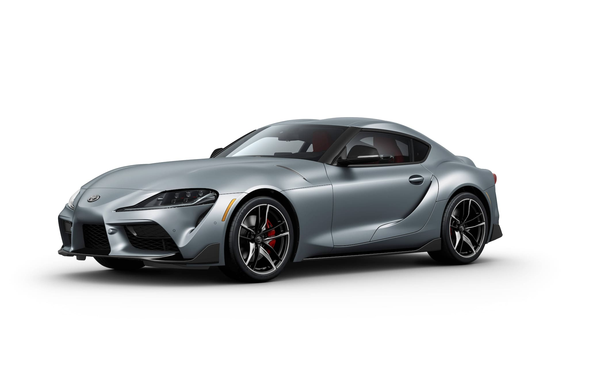 Can Toyota Interest You in a Four-Cylinder Toyota Supra?