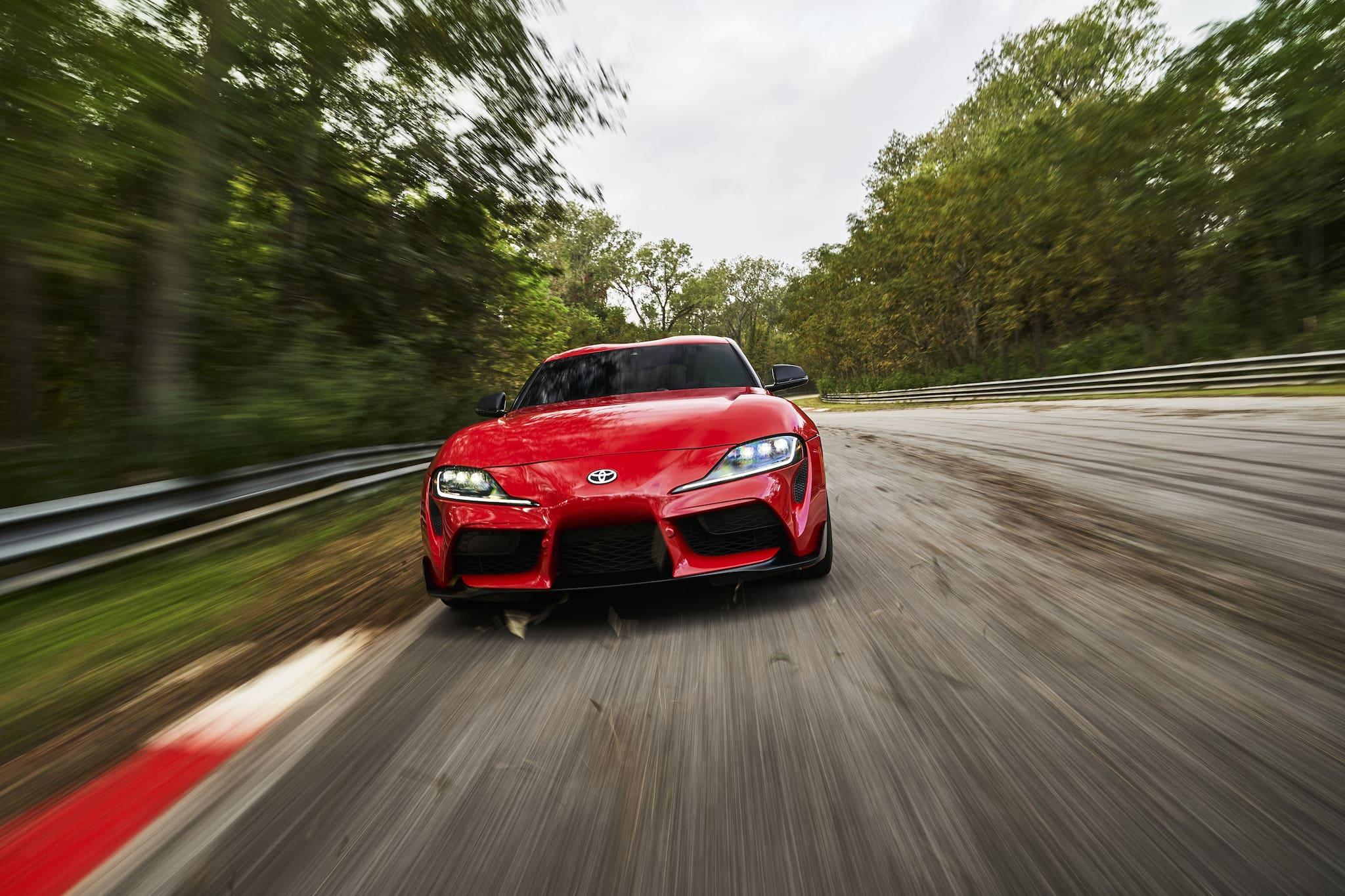 Backup Camera Issue Triggers Toyota Supra, Rolls-Royce, BMW Recall