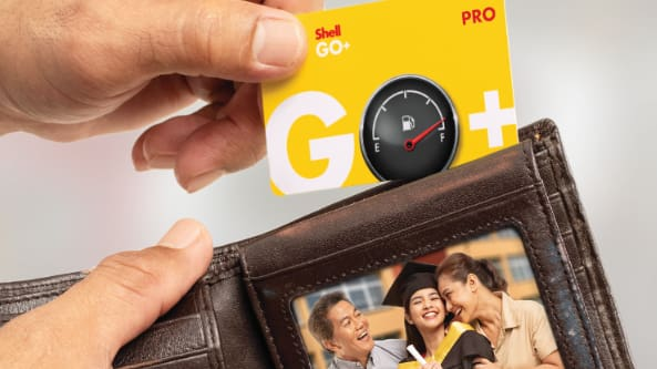 Shell GO+ Card Levels Up to Reward Members and Their Families