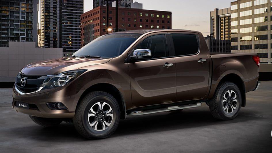 Mazda PH Recalls Mazda BT-50 Pickup for Defective Door Latch