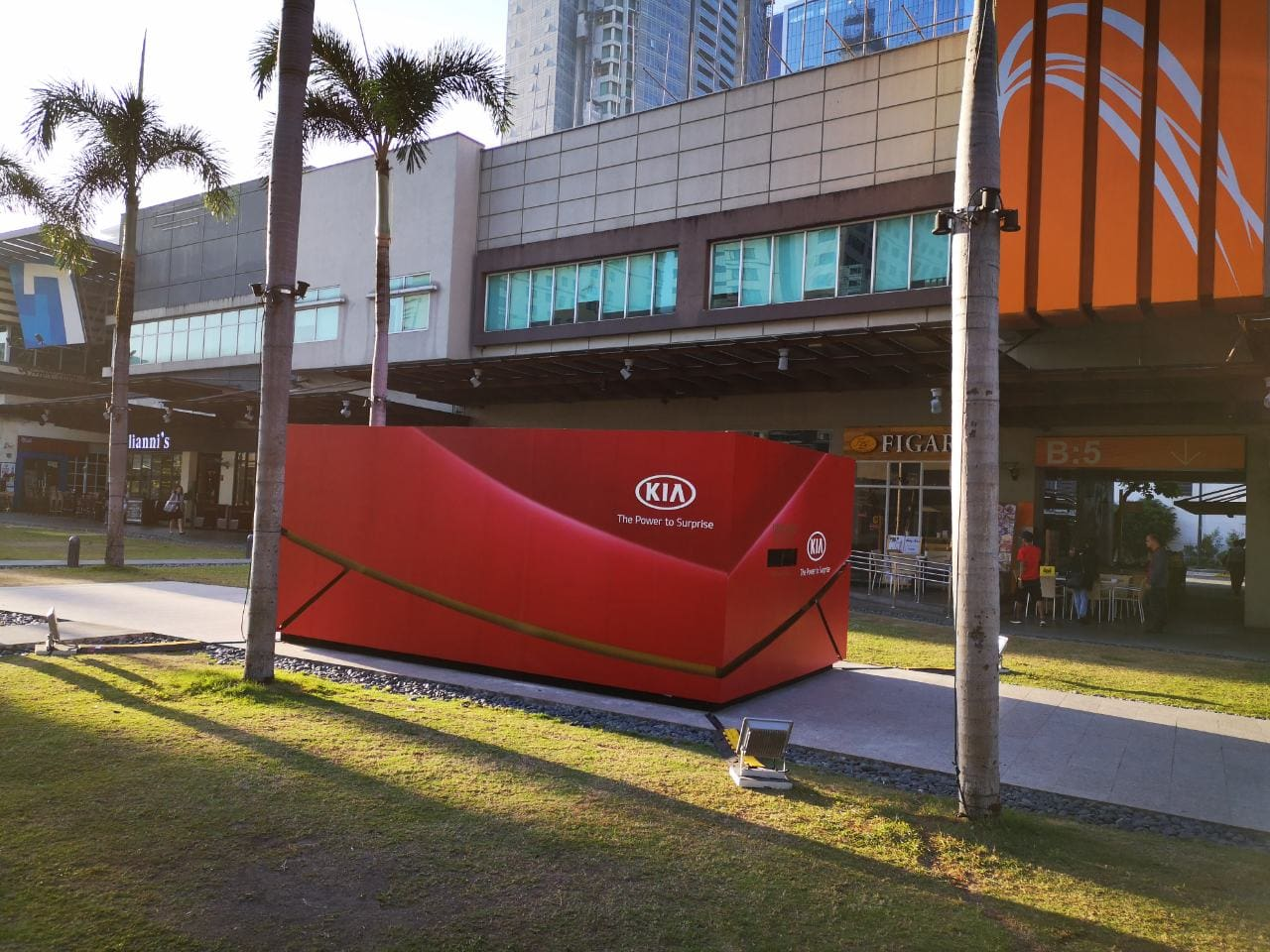 What's in Kia PH's Red Box in BGC? An All-New Model, Most Likely
