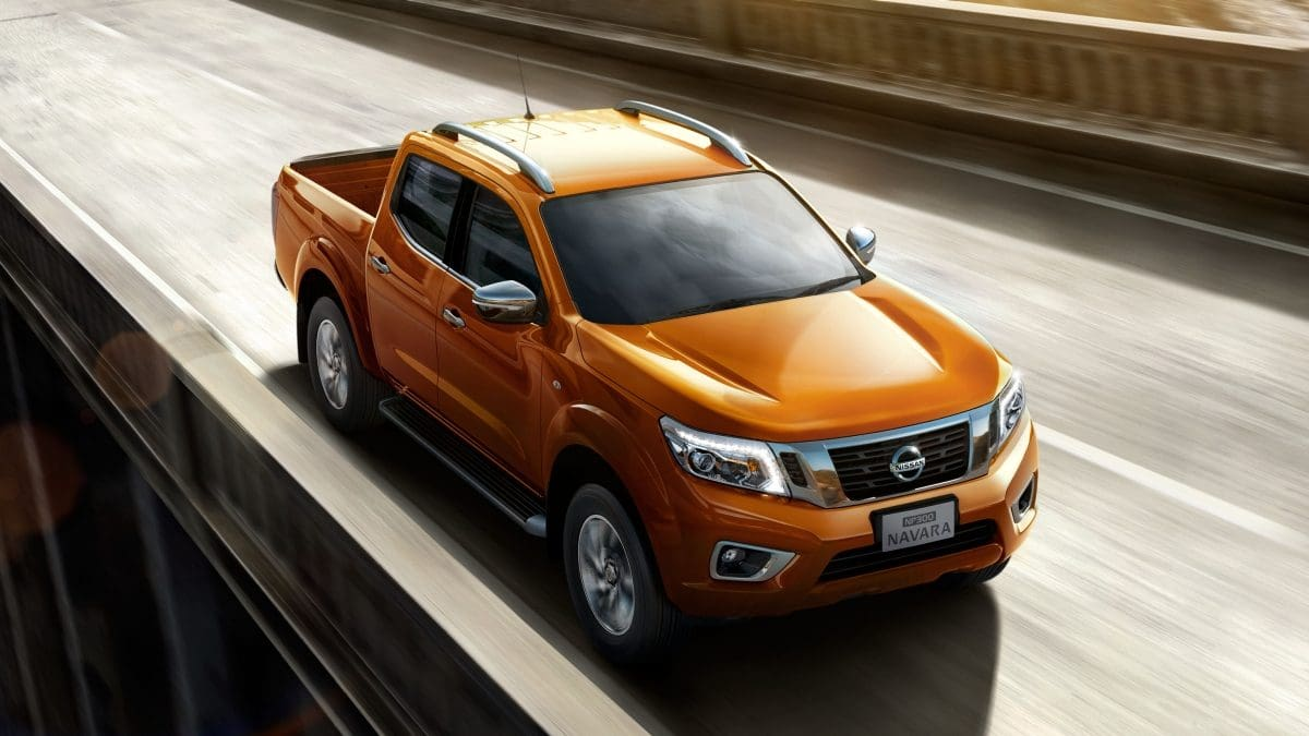 Nissan Navara Off-Roader AT32 is a Rugged Truck that could Go Anywhere