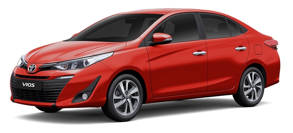 Toyota PH Offers 'Entry-Level but High-Quality' Vios Variant in Toyota Vios XE