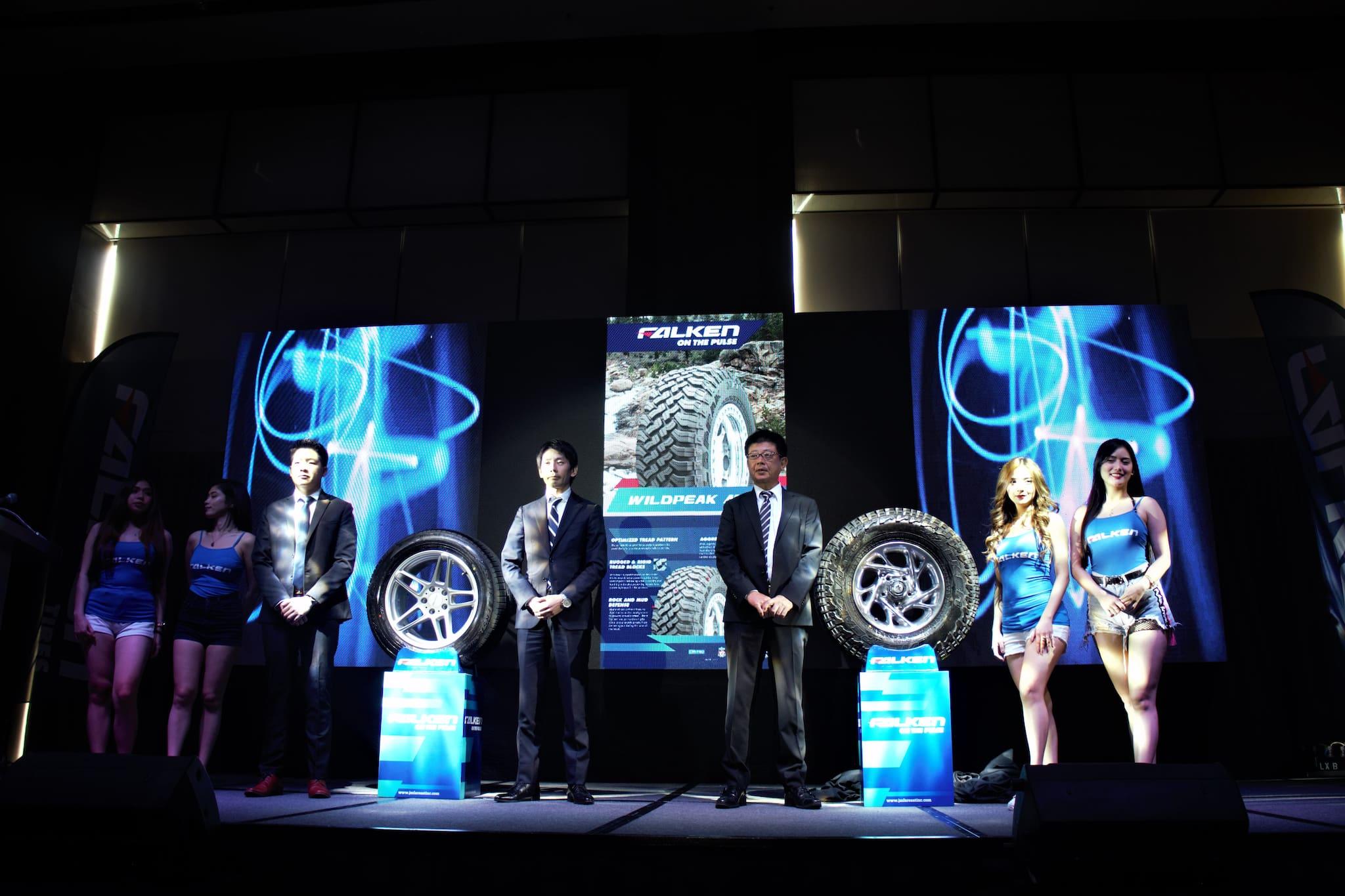 Falken PH Reveals Latest-Generation All-Terrain, Mud-Terrain Tires