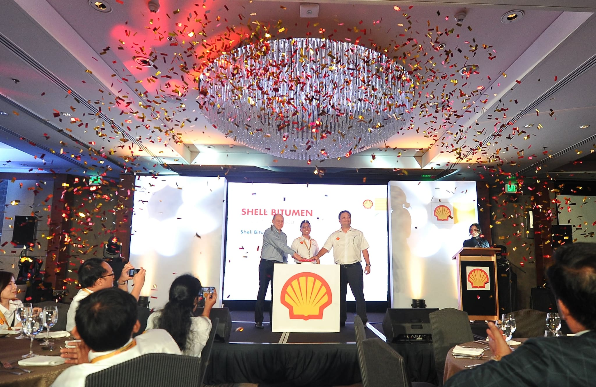 Shell Completes PH's First-Ever Batch of Locally-Blended Bitumen