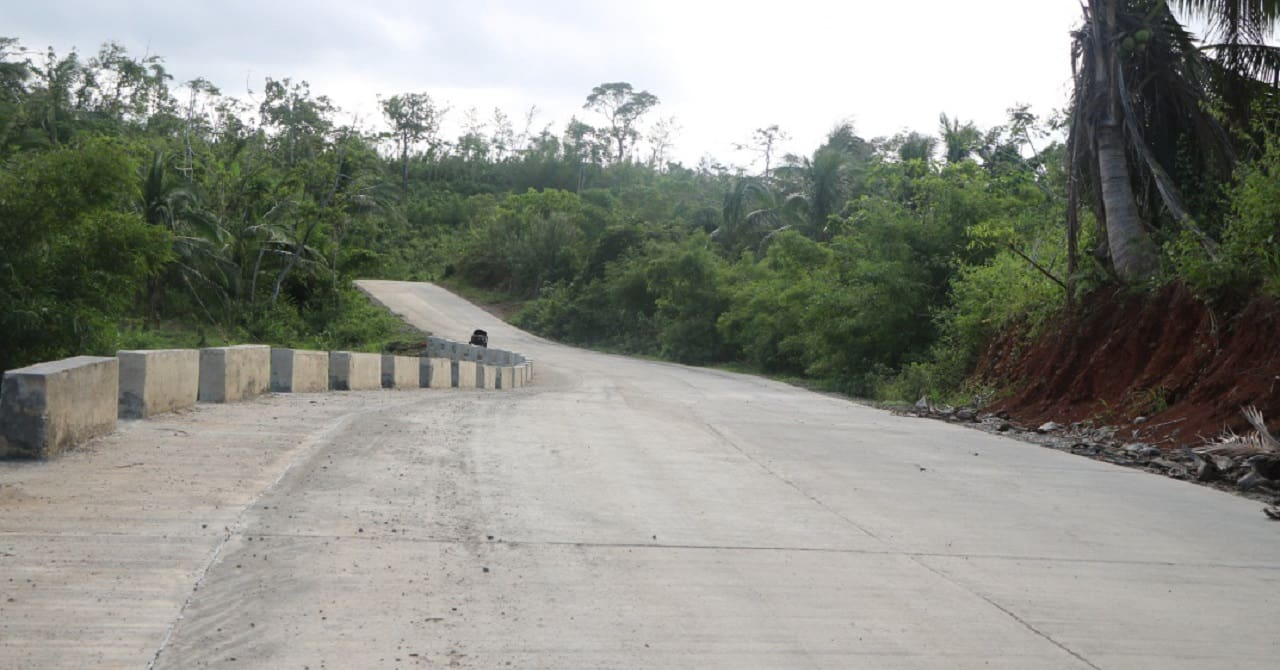DPWH Completes 4 Tourism Road Projects in Cagayan