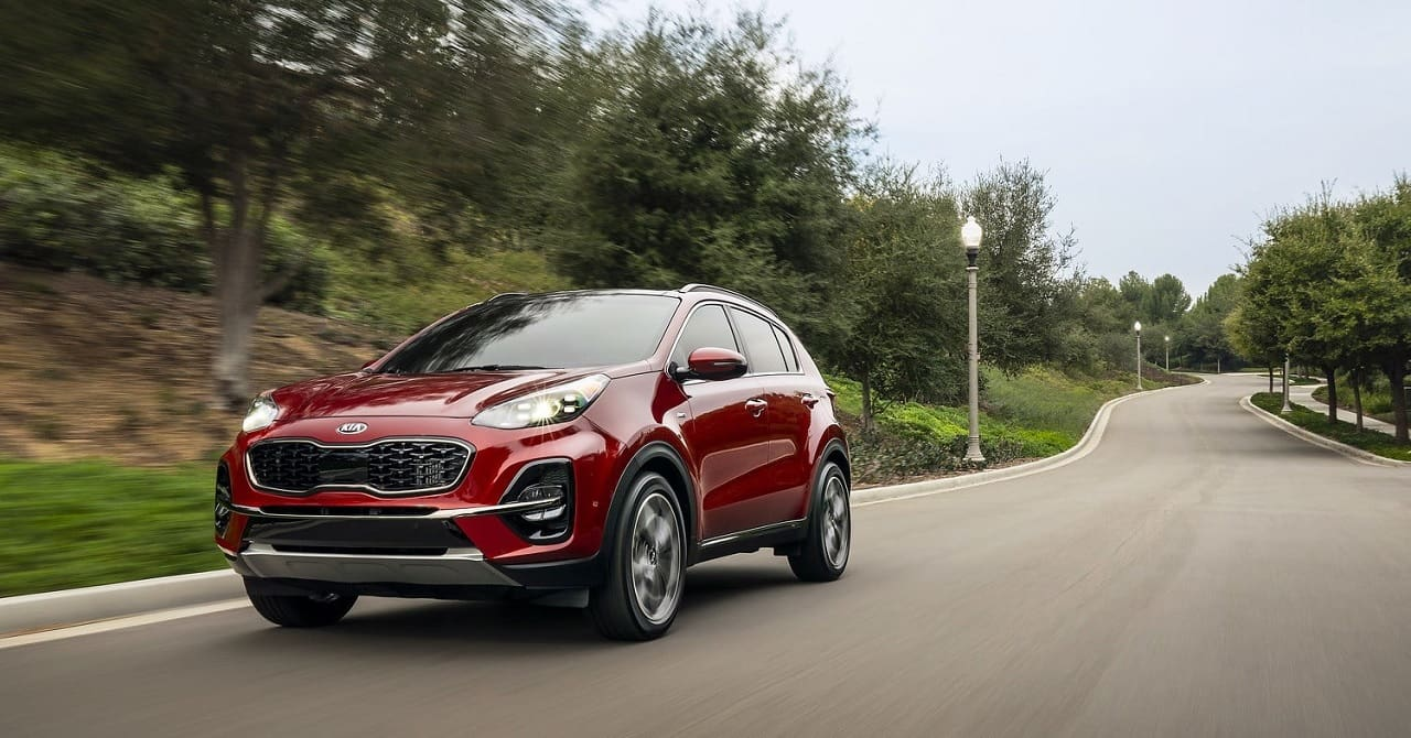 Kia Debuts 2020 Kia Sportage at Chicago Auto Show