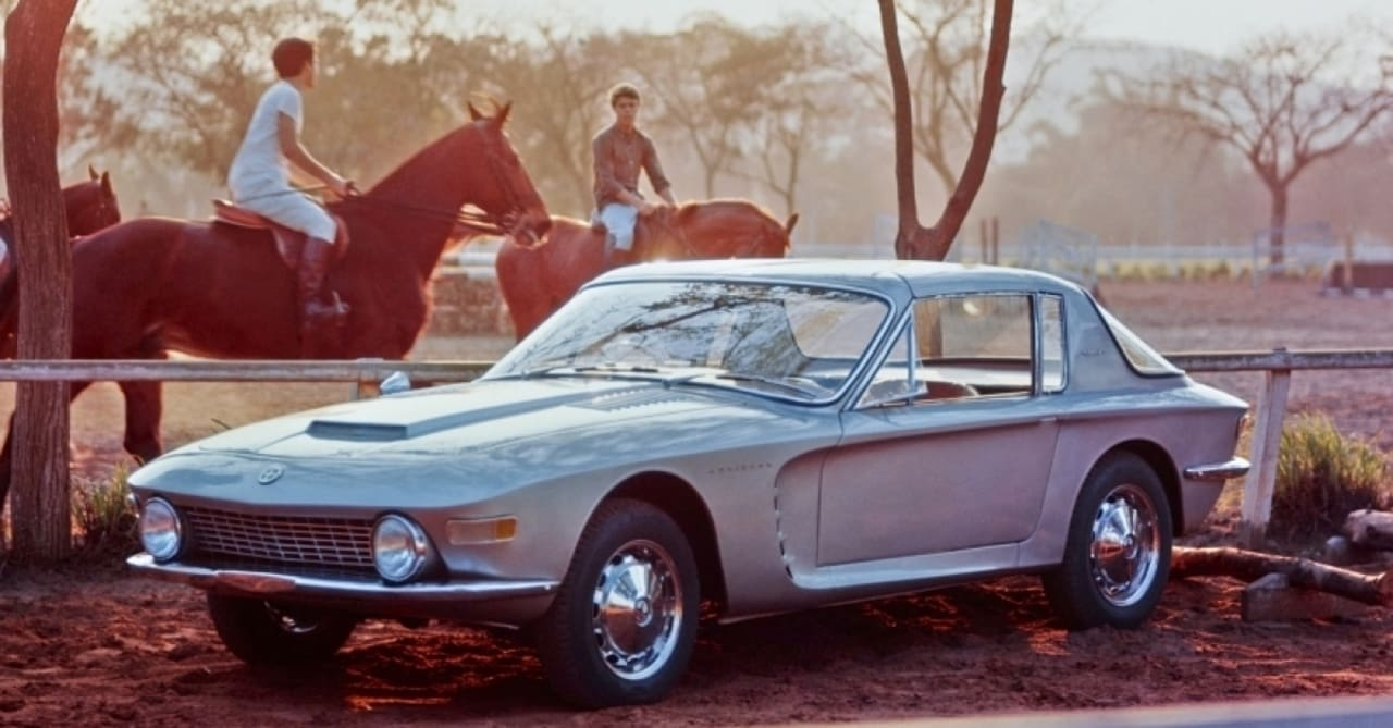 The 1965 Brasinca Uirapuru is Both 'Rare' and 'Unexceptional' at the Same Time