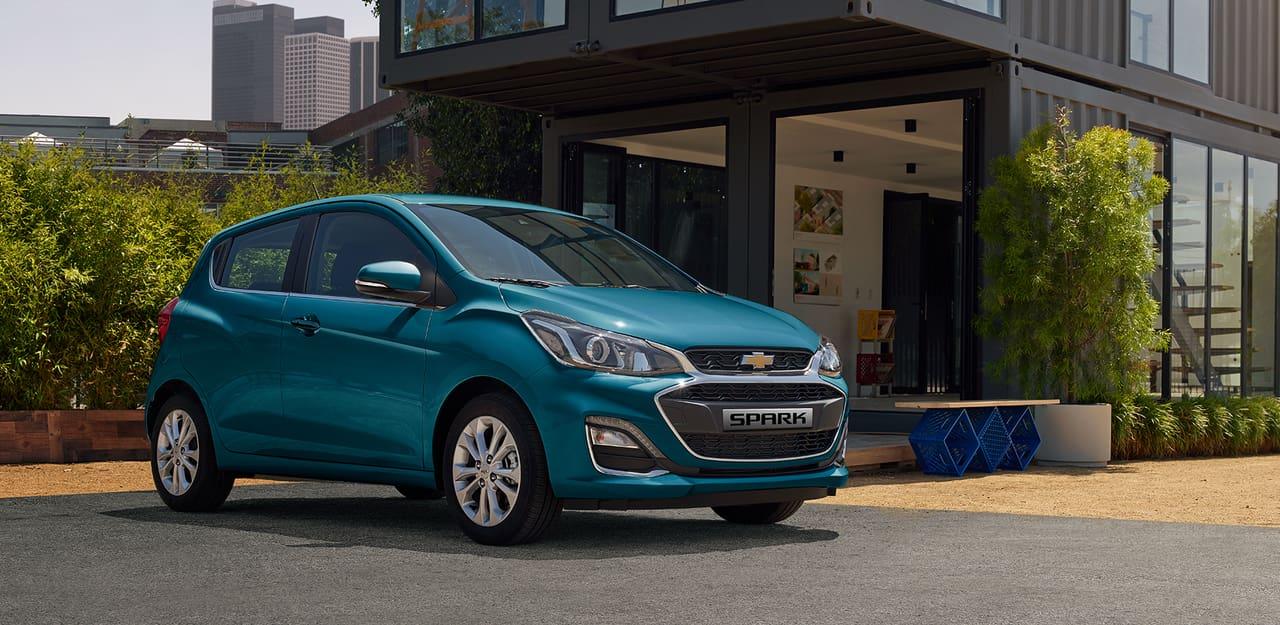 Kelebihan Chevrolet Spark 2018 Spesifikasi