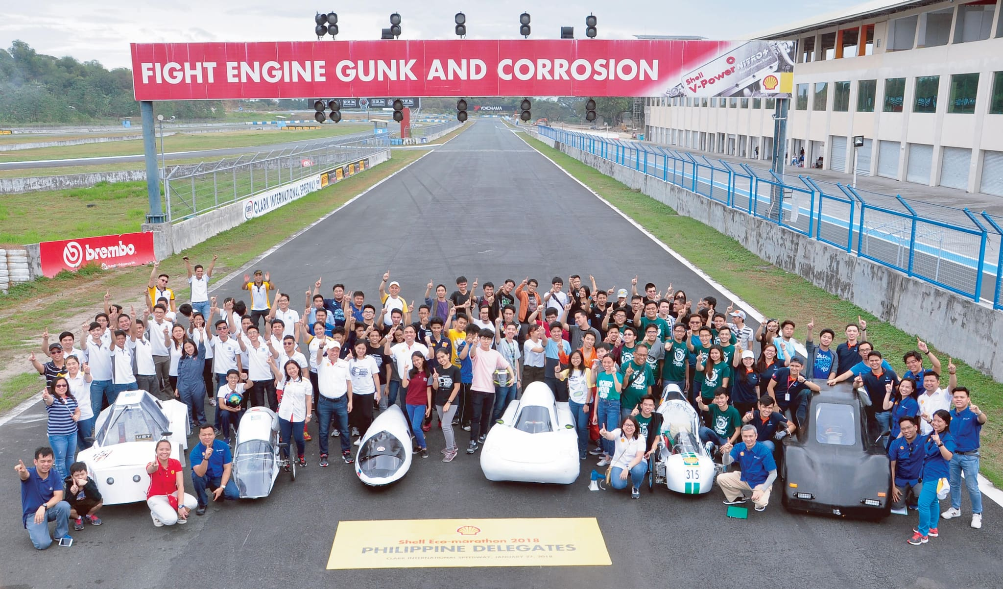 Shell Eco-marathon Asia Returns to Malaysia in its 10th Year
