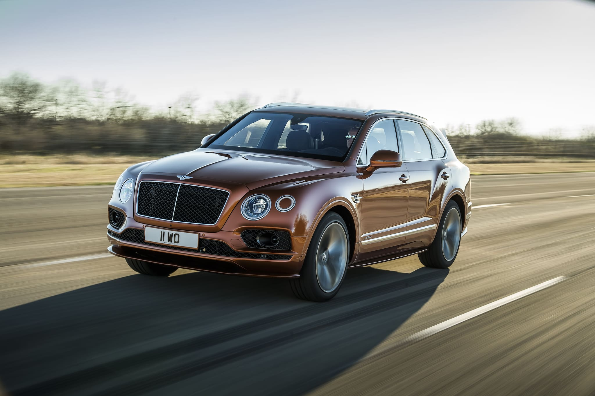 The Bentley Bentayga Speed is now the Fastest SUV in the World