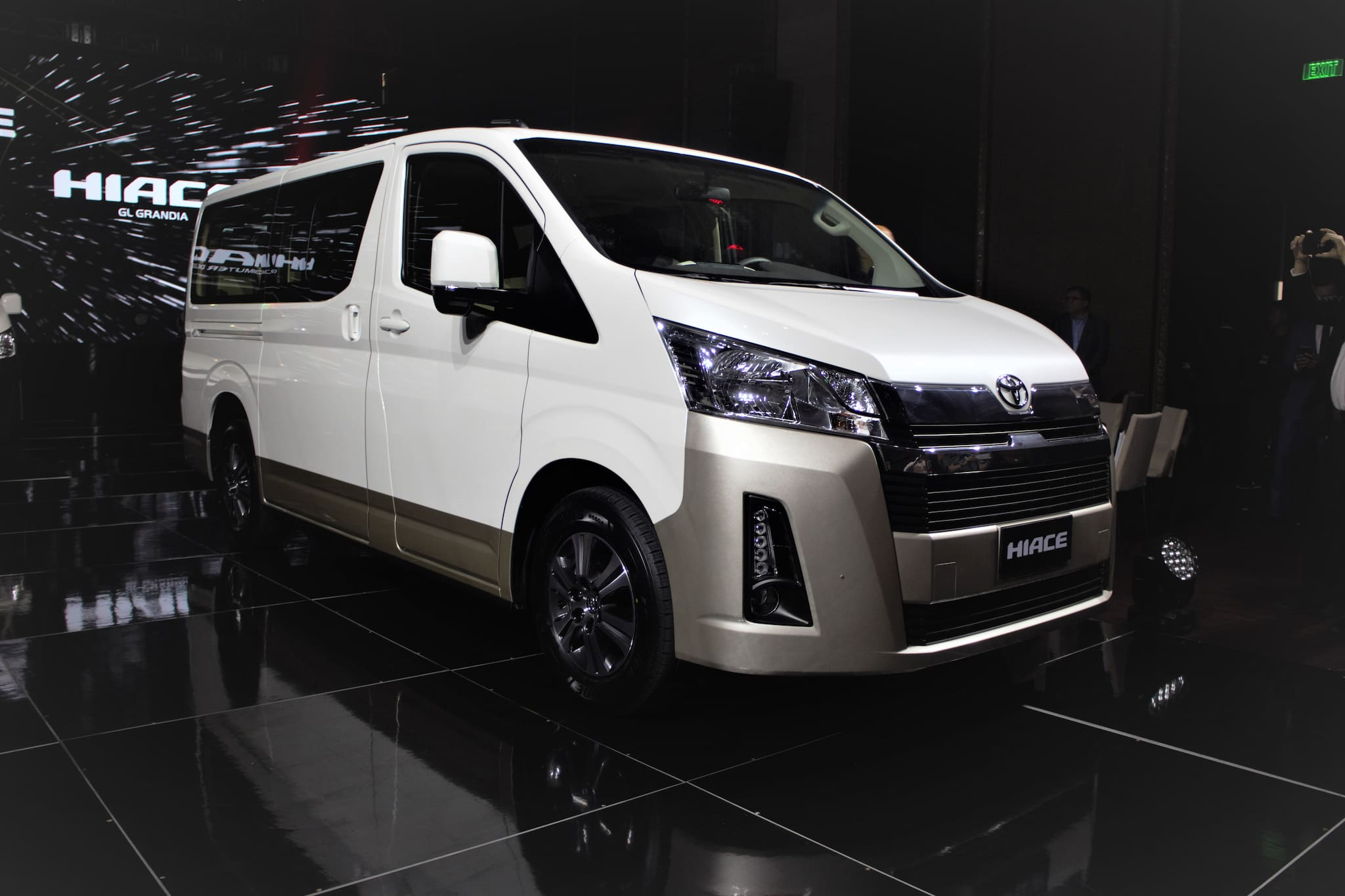 Toyota Puts PH in Automotive History, 6th-Gen Toyota Hiace Revealed Globally