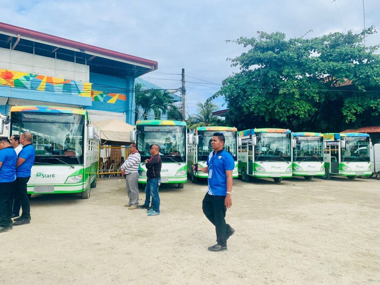 DOTr, LTFRB Launch New PUVMP Routes in Lapu-Lapu City